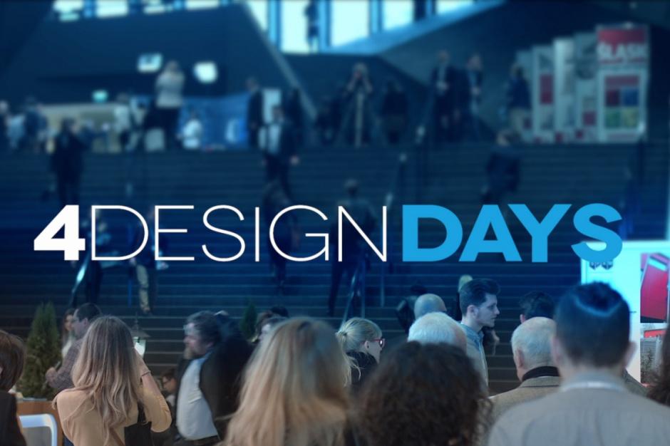 Wzornictwo jest dla każdego - tak było na 4 Design Days