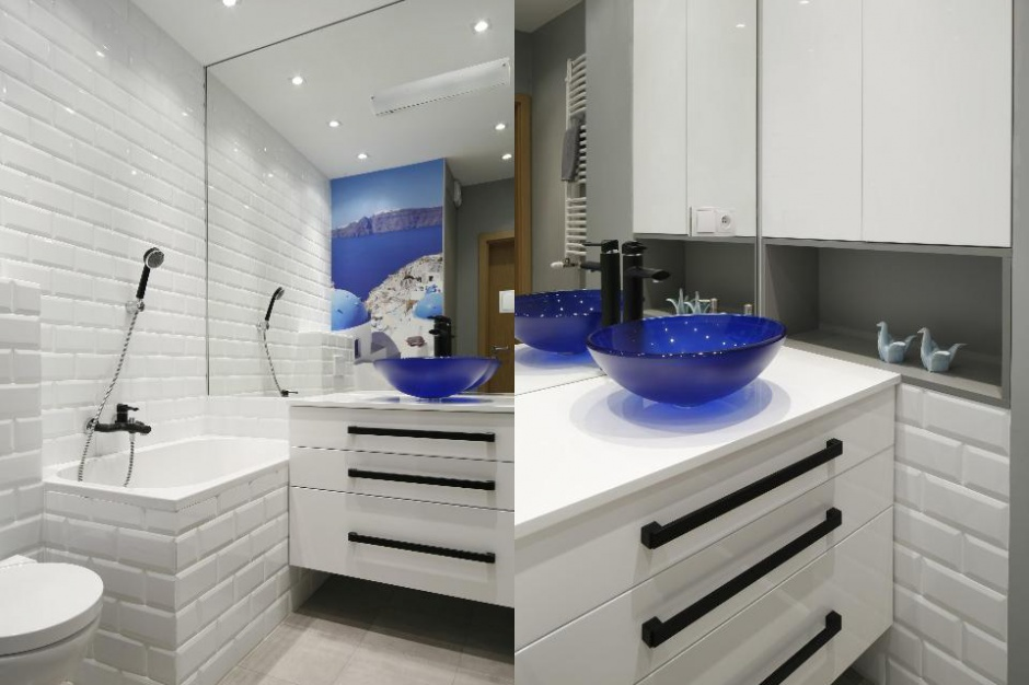 Radzimy Wąska łazienka Tak Możesz Ją Urządzić łazienkapl