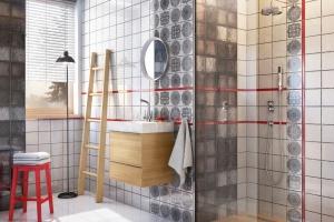 Płytki do łazienki – tak modnie je ułożysz