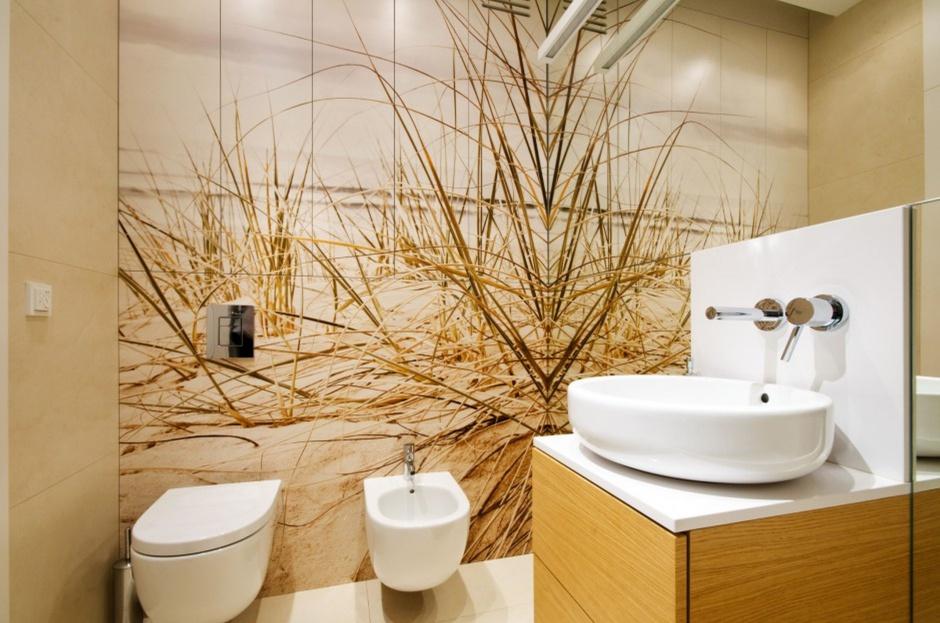 Radzimy łazienka Z Fototapetą 12 Pomysłów Na Modne