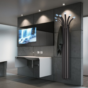 Grzejnik do łazienki – elektryczny czy wodny?