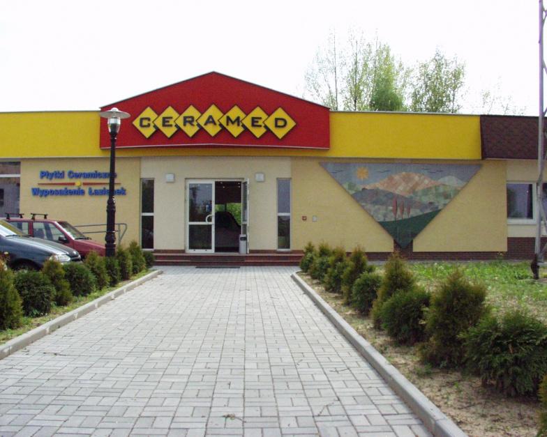CERAMED, Bielsko-Biała (Piekarska)