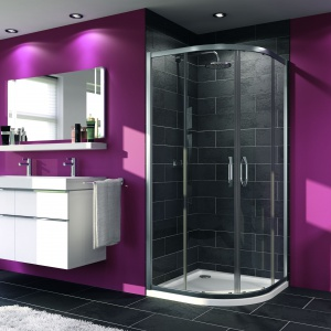 Prysznic w łazience – 12 modnych kabin do narożnika