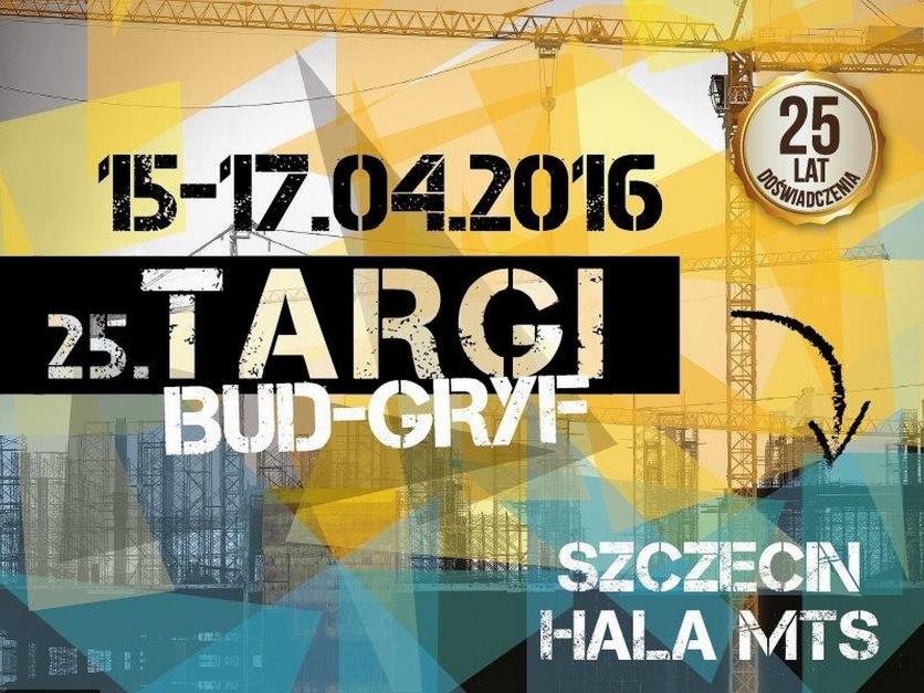 Targi Bud-Gryf w Szczecinie w połowie kwietnia
