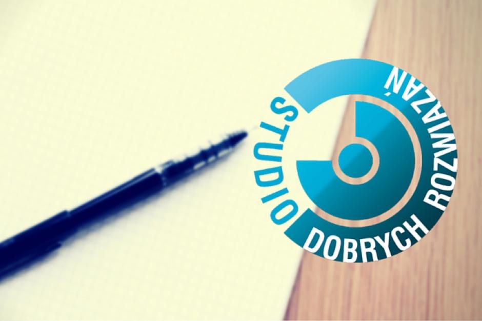 Studio Dobrych Rozwiązań - jesteśmy w Poznaniu i nadajemy na bieżąco!