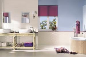 Modna łazienka w kolorach Pantone na 2016
