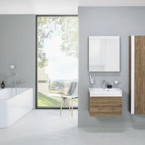 Najnowsze propozycje mebli łazienkowych