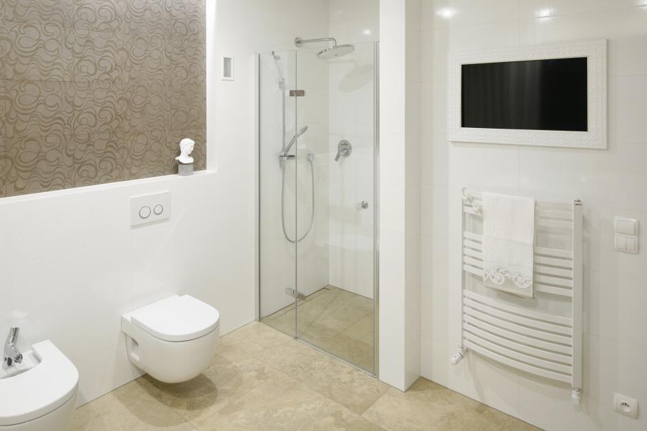 Radzimy Prysznic W łazience 12 Pomysłów Z Polskich Domów
