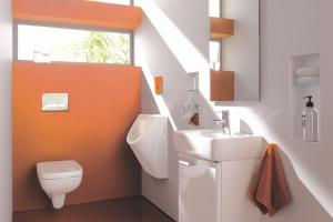 Spłuczki podtynkowe: wyposażenie strefy WC
