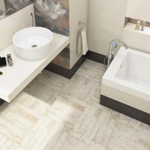 Podłoga w łazience – 5 modnych pomysłów na płytki