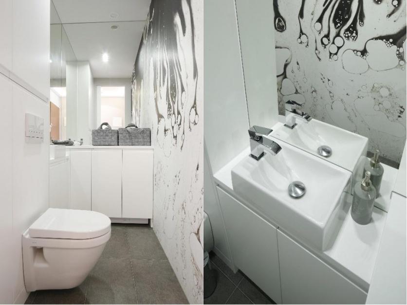 Radzimy Bardzo Mała łazienka 10 Dobrych Pomysłów łazienkapl