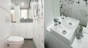 Bardzo mała łazienka – 10 dobrych pomysłów