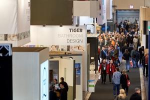Targi Batibouw - blisko tysiąc wystawców. W tym łazienkowych [fotorelacja]