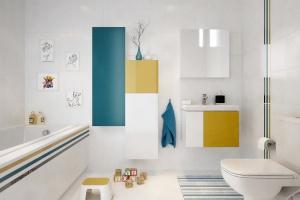 Kolorowa łazienka: zobacz nowości od producentów