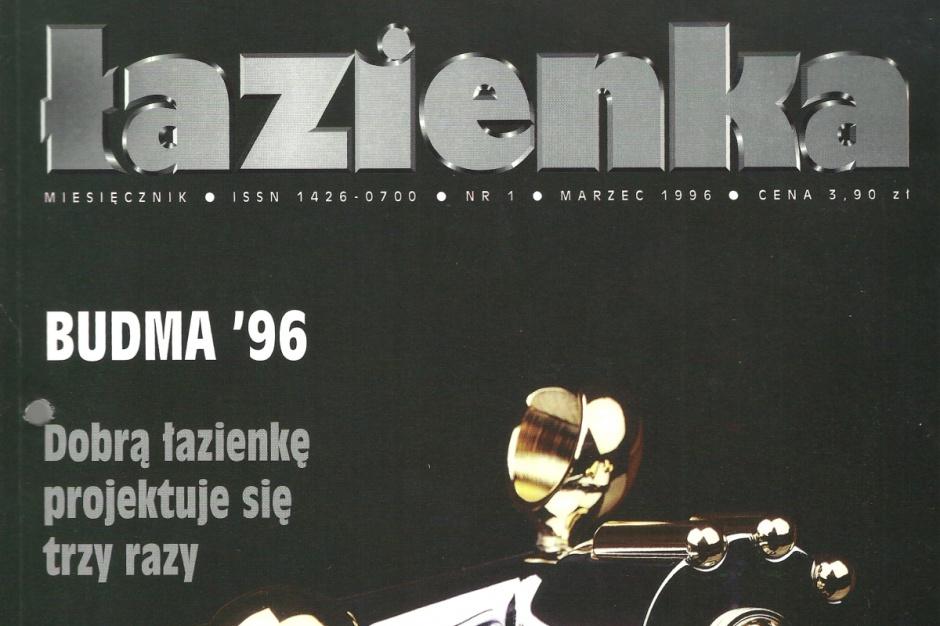 Od redakcji (Łazienka 1996, nr 1)