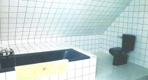 Łazienka na poddaszu - wyzwanie godne wysiłku
