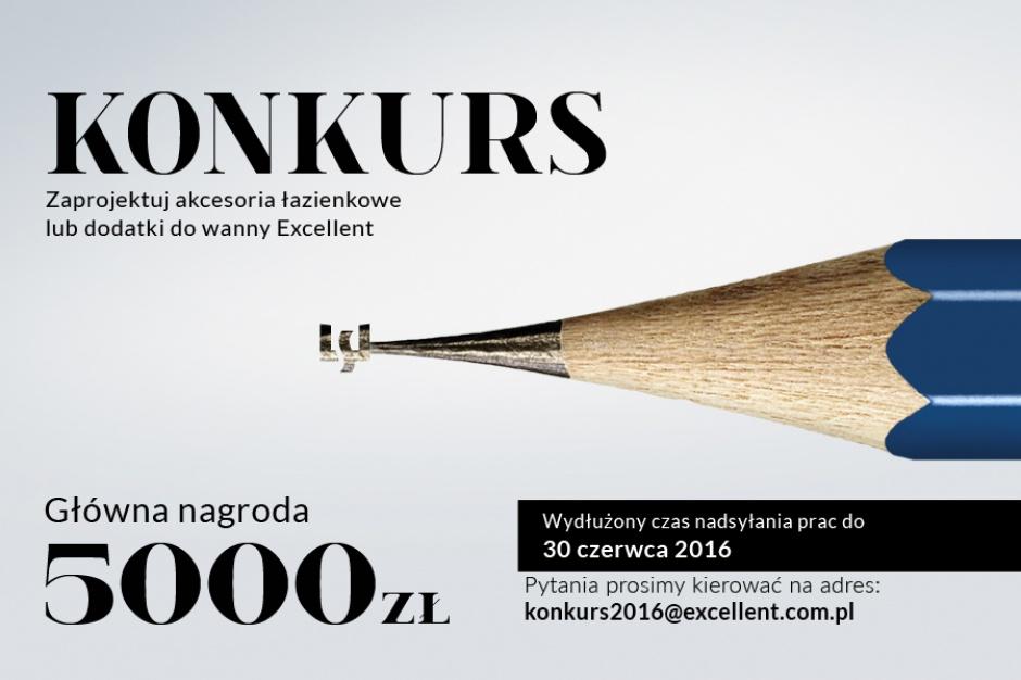 KONKURS: Zaprojektuj akcesoria łazienkowe i wygraj 5 tys. zł