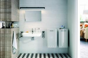 Wyposażenie łazienki – pomysłowe rozwiązania na mały metraż
