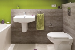 Nowoczesna łazienka. Podwieszane sedesy są modne!