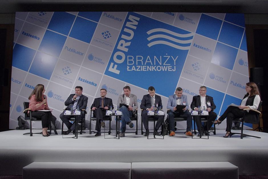 Forum Branży Łazienkowej 2016 - raport podsumowujący
