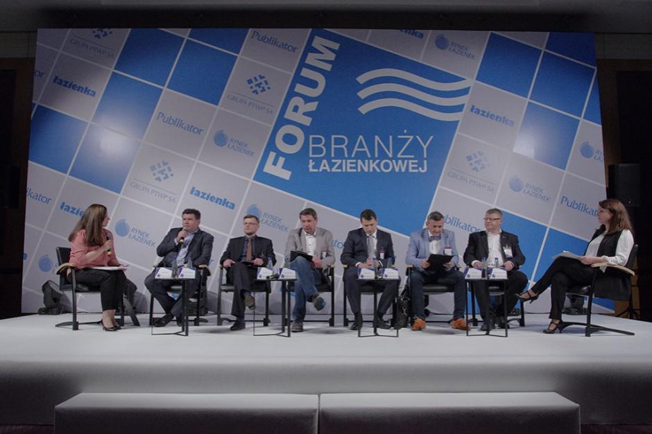 Dowiedzieliśmy się, kto rozdaje karty na polskim rynku wyposażenia łazienek