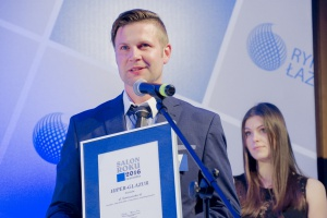 """Handel z nagrodami - tak było podczas gali """"Łazienka - Salon Roku 2016"""""""
