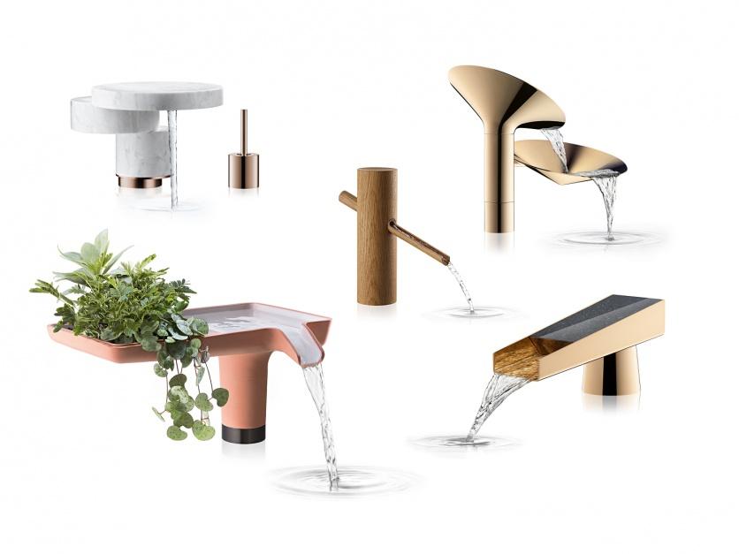 Designerzy dla marki Axor na Milan Design Week