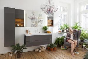 Modne meble łazienkowe - trendy 2016
