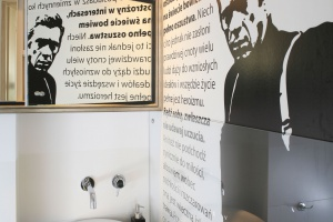 Łazienka z fototapetą – tak urządzają Polacy