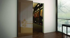 Przesuwne drzwi łazienkowe  – nowość do małych wnętrz