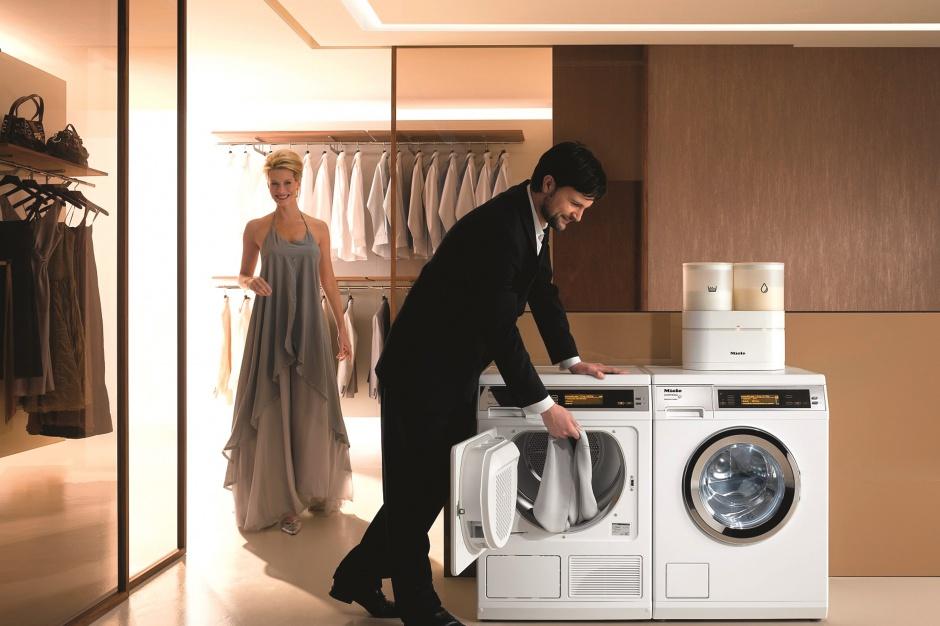 Pralki parowe – zamiast pralni chemicznej