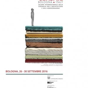 Targi Bolońskie zaprezentowały plakat tegorocznych Cersaie