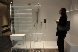Tu dyktuje się trendy - gorące łazienkowe nowinki prosto z Mediolanu