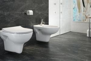 Sedesy bezkołnierzowe – większa higiena i mniej sprzątania