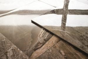 Gres jak lustro – w podłodze można się przejrzeć