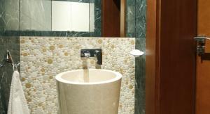 WC dla gości - gotowy projekt na 2 metry