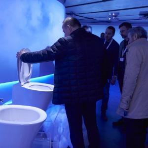 W Mediolanie Ideal Standard pokazał nowe kolekcje