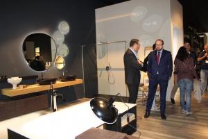 Meble łazienkowe według włoskich patentów - nowości iSaloni 2016