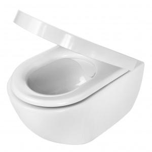 Bezrantowa toaleta – łatwe czyszczenie i oszczędne spłukiwanie