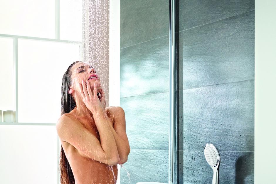 Nowe prysznice Grohe Rainshower SmartControl
