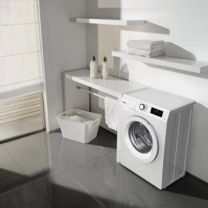 Pralka do małej łazienki - wybierz model typu slim