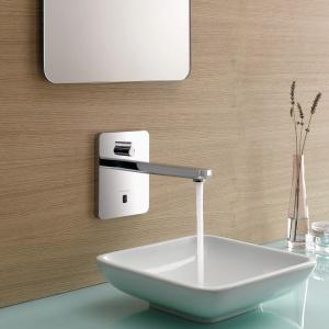 Baterie łazienkowe – jaki model wybrać?
