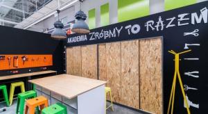 Leroy Merlin się zmienia - powstają strefy dla majsterkowiczów i usług projektowych