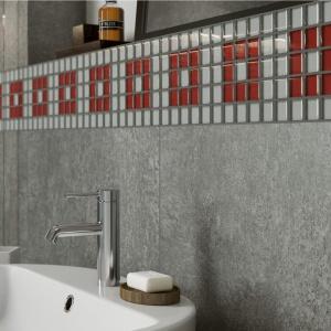 Gres jak beton – nowe kolekcje płytek do łazienki