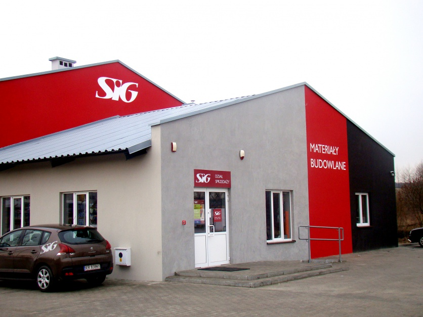 Nowy, większy oddział SIG w Przemyślu