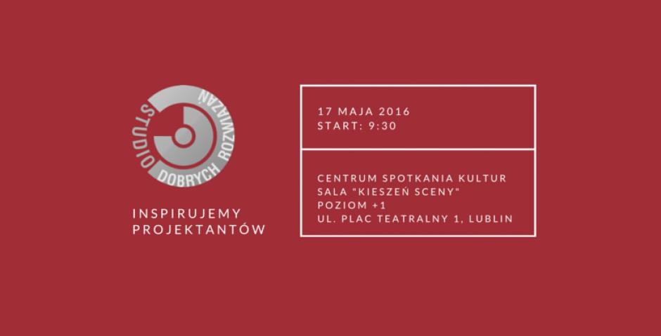Łazienkowi liderzy zapraszają projektantów na spotkanie w Lublinie