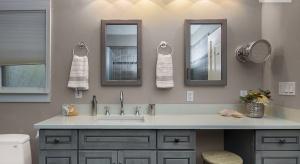 Drewno w łazience – odnawianie preparatami wodorocieńczalnymi