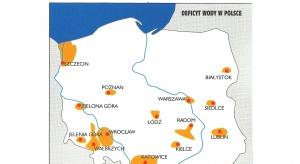 20 lat temu w Łazience: W Polsce jest za mało wody