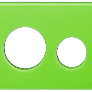 Przyciski spłuczek ze szkła – nowe kolory