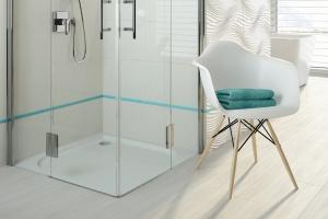 Kabiny prysznicowe - 10 najmodniejszych modeli do łazienki